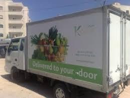 Khodarji Truck